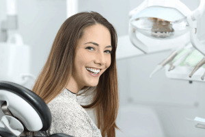 Women Confident Smile