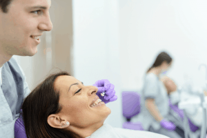 Dental Checkup by Dentist Pennant