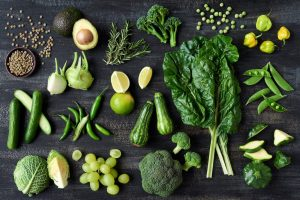 leafy greens for stronger teeth