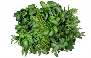 leafy greens for a balanced diet